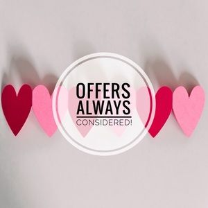 Other - MAKE BUNDLES AND OFFERS!